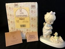 "Precious Moments 1992 Limited Ed. ""An Event Worth Wading For"" #527319 MIB"