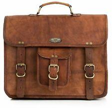 Bag Satchel Briefcase Leather Women's Mobile I pad Laptop MacBook Messenger