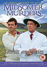 Midsomer Murders - Secrets And Spies (DVD, 2009)