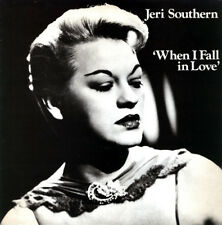 "Jeri Southern When I Fall In Love 1984 UK flawless MCA Records 12"" 33rpm LP (nm)"