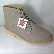 Unbranded Suede Lace Up Boots for Men