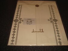 Vintage Chimanlals Letter Writing Paper Envelopes Dhawal Stationery Set India