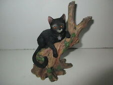 Onyx-Witches Black Cat - Cats of the Coven Figurine By Nemesis Now Boxed Perfect