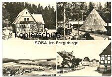 AK Sosa im Erzgebirge