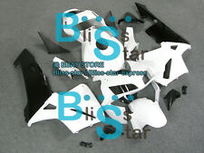 White Gloss INJECTION Fairing Kit Set HONDA CBR600RR 2003-2004 97 A5
