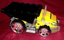 Vintage 2004 Plastic Tonka Dump Truck w/Electronic Lights & Sound