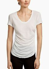 JAMES PERSE MIXED MEDIA SIDE PANEL TEE SIZE 2 MSRP: $105.00