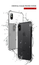 Luxury Clear Shockproof Armor Cases for iPhone X 8 8 Plus 7 plus 6 plus 5 5s SE