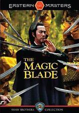 Magic Blade Shaw Bros 0014381319927 With TI Lung DVD Region 1