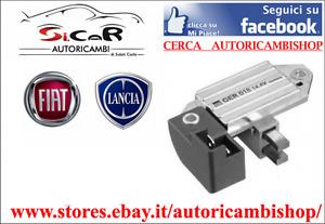 REGOLATORE DI TENSIONE ALTERNATORE FIAT PANDA (141A) 1000 4X4 - 900 OE 83600151
