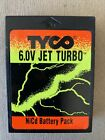 TYCO 6.0V JET TURBO BATTERY RECHARGEABLE NiCD