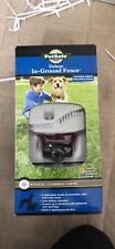 PetSafe Deluxe In-Ground Underground Dog Fence AND extra 500 ft wire & 50 flags