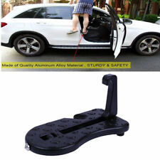 Portable Door Step Hook Foot Pedal Folding Car Step Ladder Easy Access To Roof