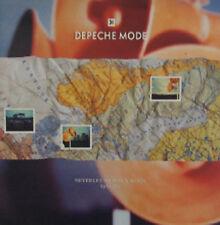 "Depeche Mode, Never Let Me Down Again, NEW/MINT German ORANGE vinyl 12"" single"