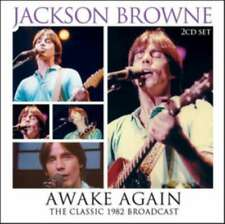 Awake Again 0823564688725 by Jackson Browne CD