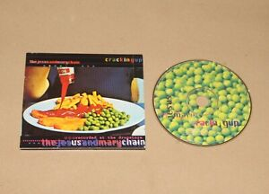 The Jesus & Mary Chain - Cracking Up, CD single UK 1998 (CRESCD 292) Ex-/Vg+