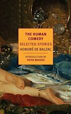 The Human Comedy: Selected Stories New York Review Books Classics