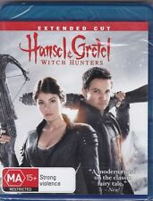 Hansel and Gretel: Witch Hunters (Blu-ray Disc, 2013, 2-Disc Set)