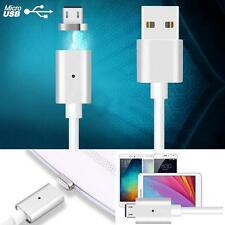 2.4A Micro USB Charging Cable Magnetic Adapter Charger For Samsung S7 Edge Tab