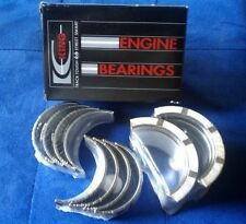 Ford 302 351C Cleveland Main Bearing Set KING (1/2 GRV) STD 010 020 030-MS1010P