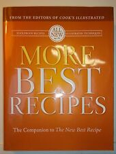 More Best Recipes (From Editors of Cook's Illustrated), 2009, America's Test Kit