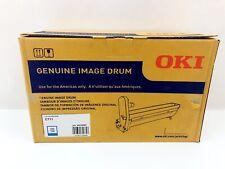 OKI Okidata Image Drum Unit C711 Series 20K Page Yield Cyan C711cdtn 44318503