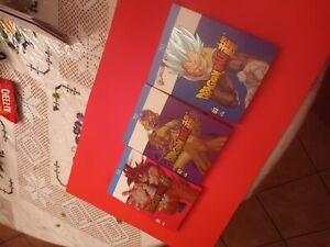 Dragon Ball Z Super Parts 1-3 Box Set (Blu-ray + FiGPiN XL) Goku