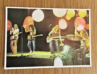 BLACKFOOT SUE PICTURE POP '73 VINTAGE PANINI COLLECTORS CARD 1973