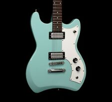 Guild Jetstar Newark St. Collection Electric Guitar w/ Case - Seafoam Green