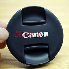 2 PCS New Front Lens Cap 55mm for CANON