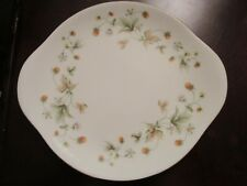 "Royal Doulton Tray Strawbery Cream Pattern 10 1/2 X 9 1/2"" [*Rd#22]"