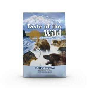 Taste of the Wild Pacific Stream Grain Free Adult Dry  Food Smoked Salmon 2 kg