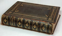 THE HOLY BIBLE REV. DONALD MACLEOD J.S. VIRTUE Co  Vol 1 ENGRAVING STEEL & WOOL