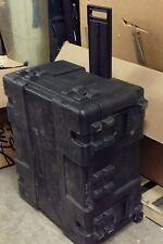 "SKB Black  Rolling Travel Waterproof Utility Case 34""x29""x16"""