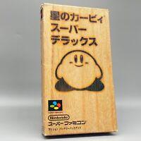 Jeu - Kirby Super Star Deluxe - Nintendo - JAP - SFC - Super Famicom SNES