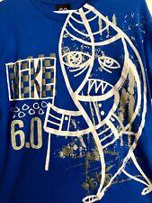 Nike 6.0 Don Pendleton Design Shirt Large NEW