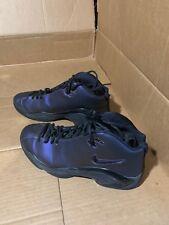 RARE Nike Men's Scottie Pippen Zoom Air Iridescent Purple Basketball Shoes 12