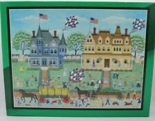 Vintage Bits and Pieces 4th of July 550 piece puzzle 1999 EUC Americana