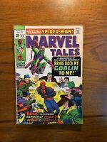 Marvel Tales #22  (1969)  - SPIDER-MAN / GREEN GOBLIN