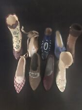 miniature shoes collectible just the right shoe