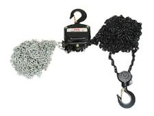 More details for chain block and tackle 5t 10m (lifting hoist ton metre)