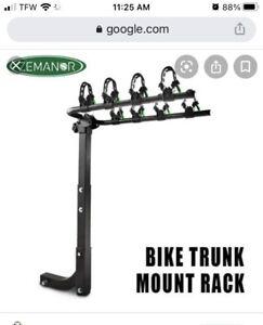 Zemanor Luxury 3 Bike Rack Holder