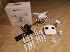 DJI Phantom 3 Standard RTF Quadrokoter / 2,7K HD Drohne / Weiss