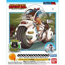 Dragon Ball Mecha Collection Vol.1 Bulma's capsule NO.9 motorcycle Plastic Model