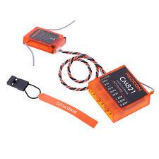AR8000 DSMX 8 Ch 2,4 GHz Telemetrie CM821 Empfänger  DX7 DX8 DX9