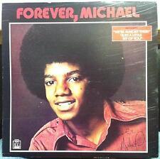 """Michael Jackson forever 12.25"""" Promo 1981 Motown Poster 5331Ml"""