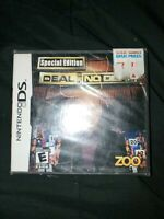 Deal or No Deal (Nintendo DS, 2007)  New and Sealed**Read Description**