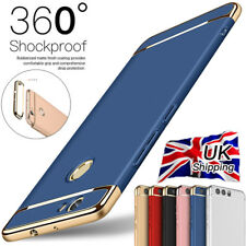 Hybrid 360° Ultra thin Case Cover Skin For Huawei P8 P9 P10 Lite