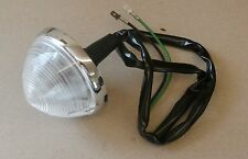 55 56 57 Chevy Truck parking light assembly w/ clear lens each