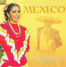 NEW Traditional Music From Mexico (Audio CD)